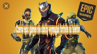 Or epic games will cut requirements fortnite on the phone?