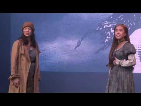 Rachelle Ann Go and Eva Noblezada - 'I Dreamed A Dream/On My Own' (West End Live 2016)