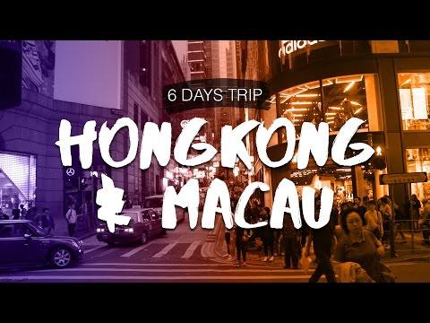 6 Days Trip to Hong Kong and Macau