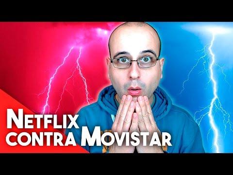 Netflix contra Movistar - La red de Mario