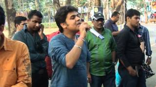 Abhi Mujh Me Kahin - At Essel world Karaoke