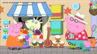 Peppa Pig - Férias da Peppa na Itália - Compilação de 3 Episódios - 6ª Temporada