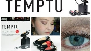 Get Ready with Me- First Time with Temptu Airbrush Kit, Lancome Eyes, & BIG Giveaway! Thumbnail