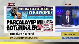 Gün Başlıyor - (8 Ekim 2018) Can Ataklı | Tele1 TV