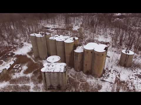 """Rosendale Cement Works """"The Cement That Built America"""""""