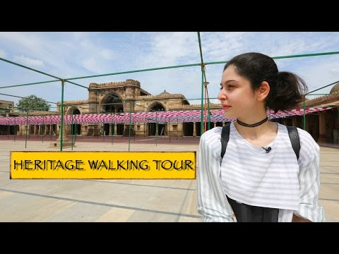 Heritage Walking Tour ||  Ahmedabad