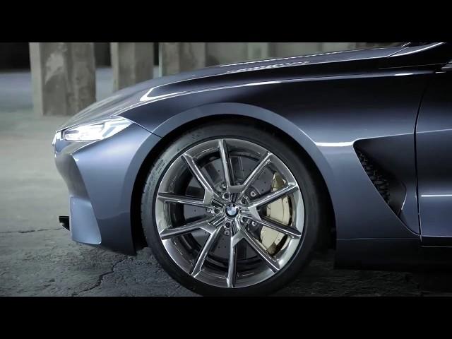 2018 BMW Concept 8 Series At Concorso d'Eleganza Villa d'Este