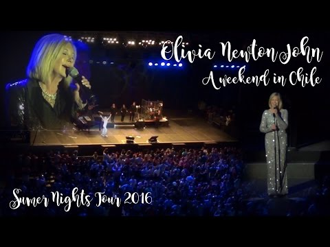 Olivia Newton John - A Weekend in Chile, Documentary