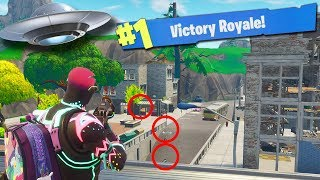 Fortnite: We Literally Protected Tilted Towers From INVADERS!