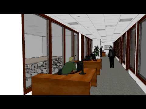 3630 Peachtree Street Office Plan