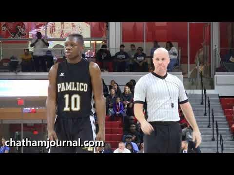 Pamlico County vs Winston-Salem Prep 2018 NCHSAA 1A  basketball championship game