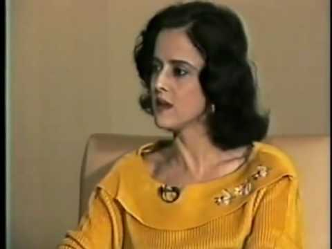 Leda Nagle entrevista a atriz Marieta Severo