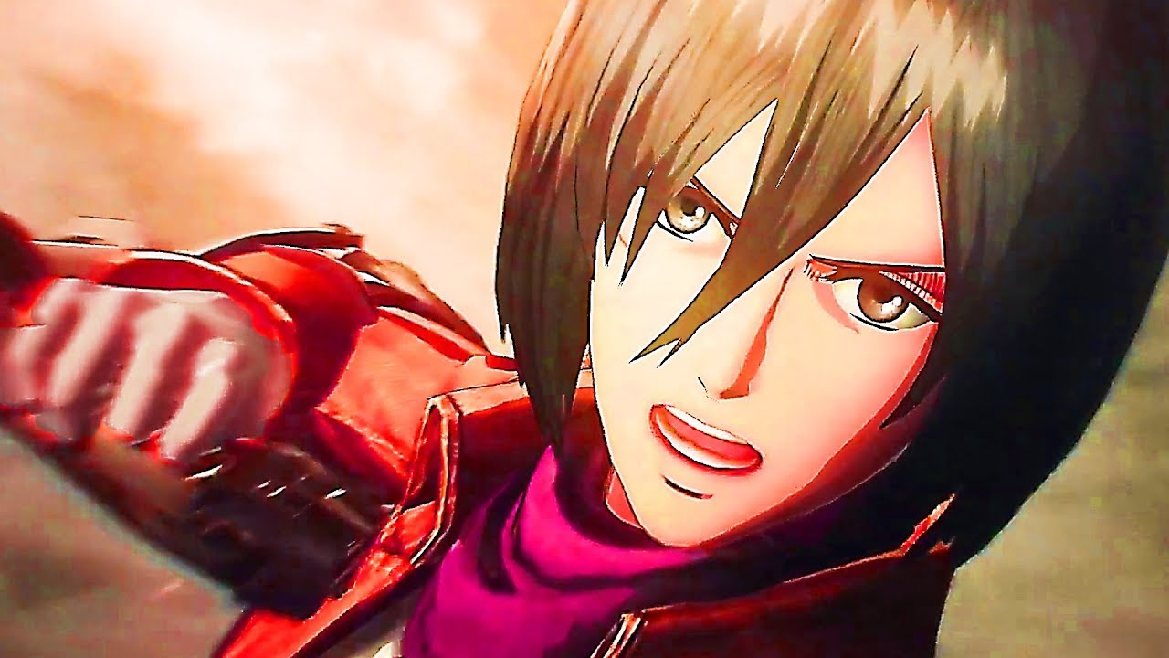 ATTACK ON TITAN 2 - Finaler Battle-Trailer (2019) PS4 / PC / Xbox One AOT2 + video