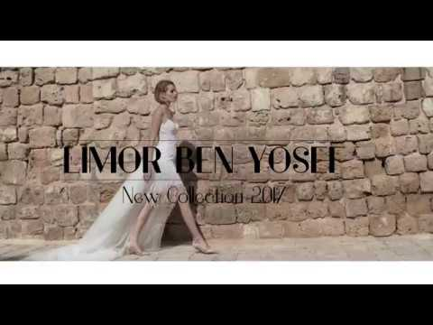 EIRENE Bridal Gown - Dream Collection 2017 - Limor Ben Yosef