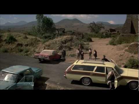 The Film League Presents: The Peckinpah Technique
