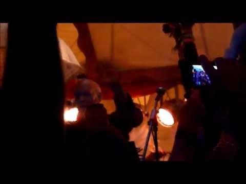 Glastonbury 2013 - If Carlsberg did karaokes ...