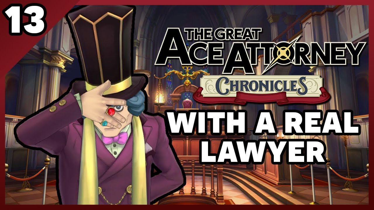 Download The Great Ace Attorney Chronicles with an Actual Lawyer! Part 13