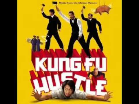 Three masters fight background music kungfu hustle