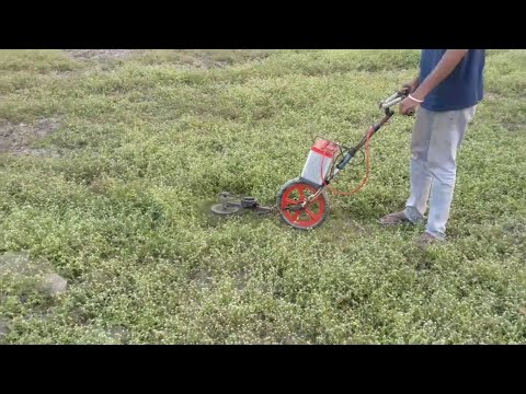 Battery Operated Brush Cutter Or Weed Cutter Or Battery Weeder