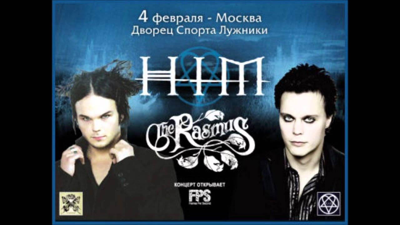 The Rasmus discography