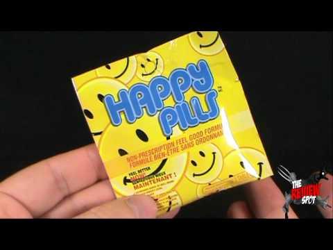Brain Pharma Happy Pills Side Effects