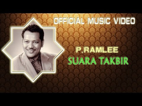 P. Ramlee - Suara Takbir [Official Music Video]