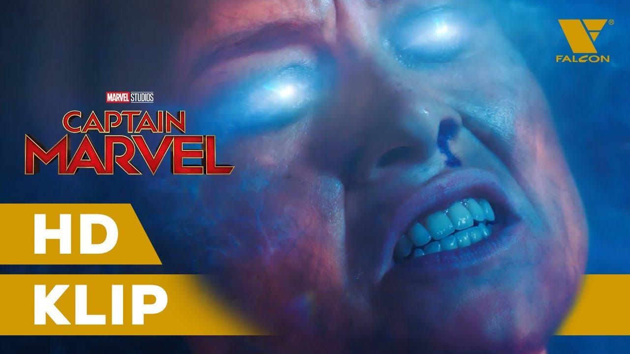 Captain Marvel (2019) HD klip | CZ titulky