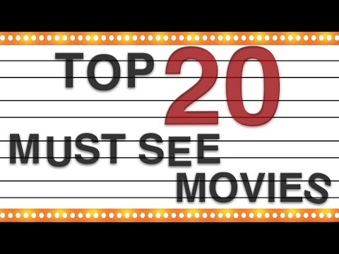 Top 20 Movies Every Film  Must See  Collider Video