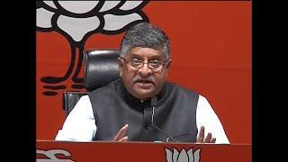 NDA declares candidates in Bihar, RS Prasad gets Patna Sahib