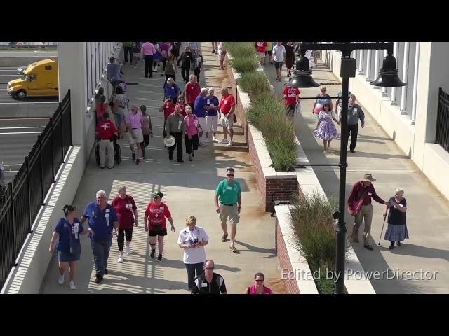 2019 National Convention -- Pedestrian Walkway Dance 6/28/19