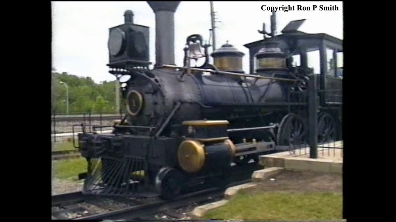"Ford Of Greenfield >> 4-4-0 Steam Loco ""Edison"" at Greenfield Village in 1996 - YouTube"