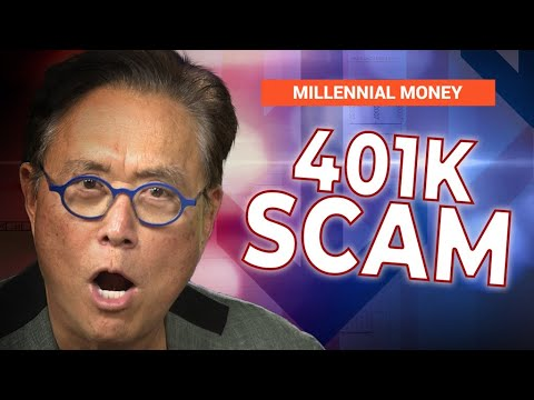 Don't Let Wall Street STEAL Your Dreams and Your Retirement - Robert Kiyosaki [Millennial Money