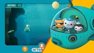 octonauts rescue team   bbc cbeebies new latest games