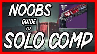 (7 Tips) Noobs Guide to Solo Comp 2,100/5,500 | Destiny 2 Shadowkeep