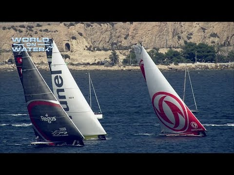 World on Water TV October 20 17 Sailing News VOR In-Port, 6.5m, GC 32;s, Exss, Coutas more