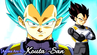 Dragon Ball Super OST - Vegeta Strength