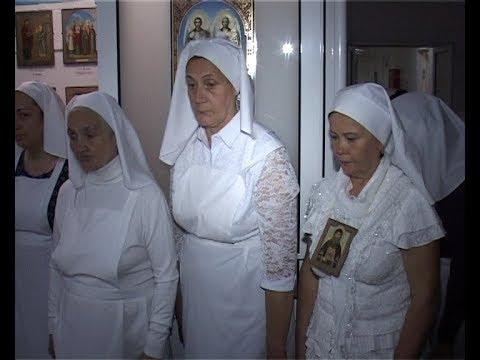 В больнице скорой мед. помощи состоялось открытие молитвенной комнаты Шадринской епархии.
