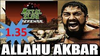 HD: Metal Slug Defense. Review de unidades 1.35 ¡¡ALLAHU AKBAR!!