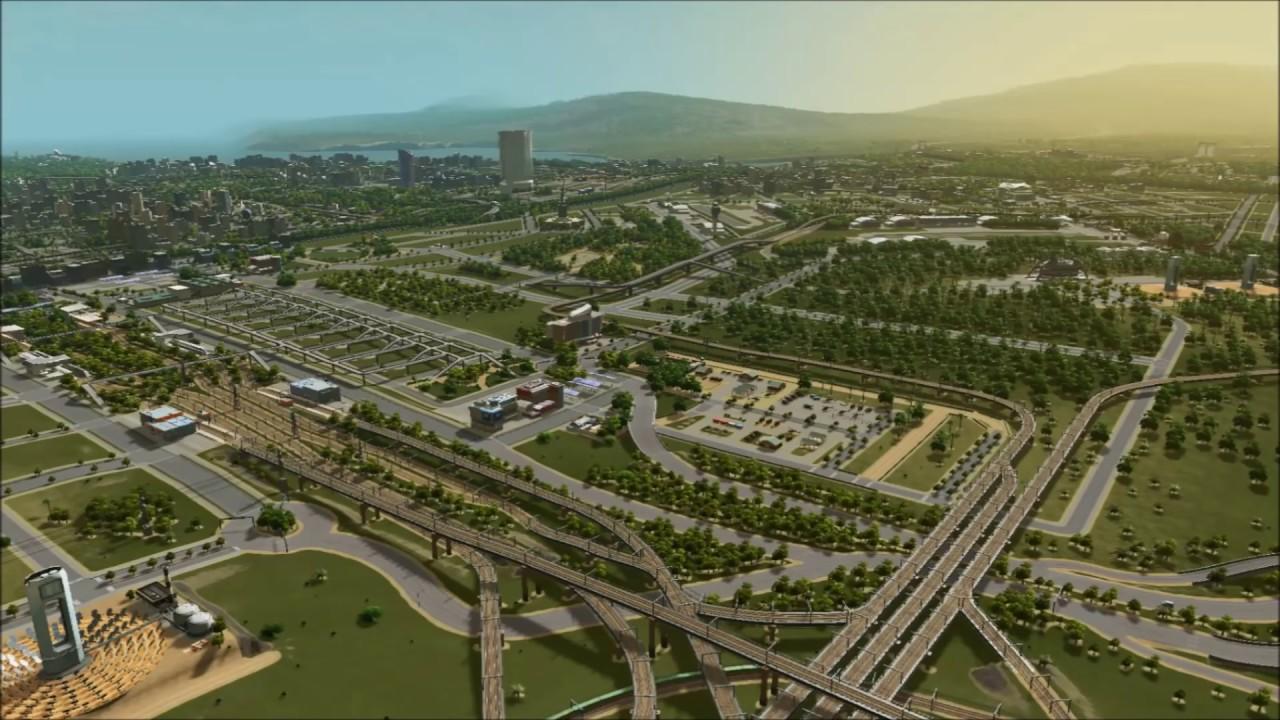 Cities Skylines Best Builds