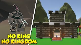 RULING A LITTLE KINGDOM! - No King No Kingdom Demo Gameplay