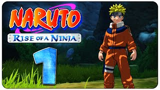 ICH BIN KEIN MONSTER! - #01 - Naruto: Rise of a Ninja [Deutsch/Germ...