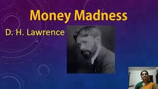I PUC   ENGLISH   MONEY MADNESS