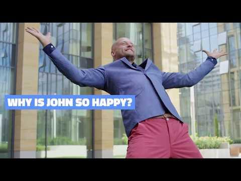 The Donald POV Financial Foundation - Happy John