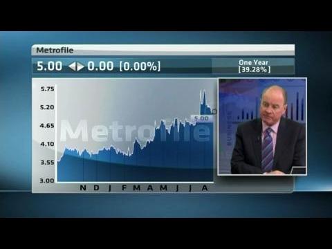Metrofile FY EPS up 17%