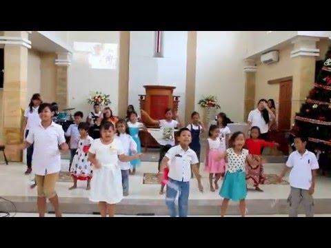 Yesus Terang Dunia - Sekolah Minggu GITJ Semarang