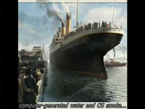 Titanic Behind the scenes Part 1
