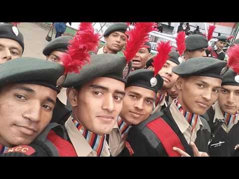 State RD (DBS boys of 1st year NCC BT. 2016-17)