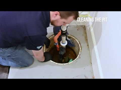 DIY Sump Pump Maintenance