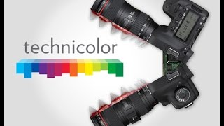 How To Install Technicolor 39 s Cinestyle Color Profile