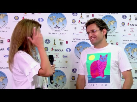 FIDE World Chess Cup 2017 Round 3 Tie-breaks